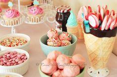 Ice cream Theme Party