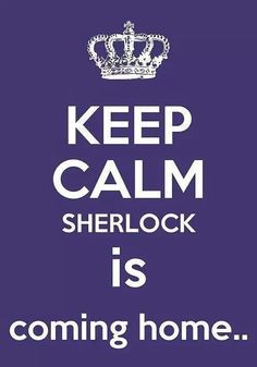 I CAN'T KEEP CALM, ARE YOU CRAZY!? I JUST MIGHT CRY FROM HAPPINESS OR SADNESS BECAUSE OF HOW LONG HE'S BEEN GONE. :'(((((