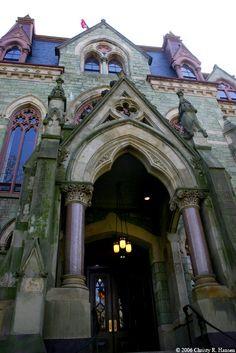 College Hall at University of Pennsylvania ~j