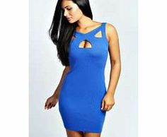 boohoo Carrie Cut Out Detail Bodycon Dress - cobalt Be a bodycon babe in this killer cut out detail party dress . Add some attitude with punk-inspired platform heels , a hot hologram clutch and an arm stacked high with bejewelled bracelets . http://www.comparestoreprices.co.uk/dresses/boohoo-carrie-cut-out-detail-bodycon-dress--cobalt.asp