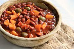 Cocina a lo Boricua: Habichuelas guisadas