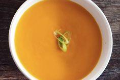 Spicy wortelsoep - Recept - Allerhande