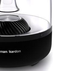 Harman Kardon Aura http://www.avmax.hr/harman-kardon-nova-esquire-onyx-i-aura-najbolji-prijenosni-zvucnici-na-trzistu~tekst_713.html
