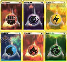 11 Best Pokemon Energy Cards Images In 2014 Pokemon