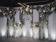 Wedding Backdrop Design, Wedding Stage Design, Wedding Reception Backdrop, Wedding Stage Decorations, Backdrop Decorations, Backdrops, Grey Wedding Decor, Wedding Photo Walls, Indoor Wedding Ceremonies