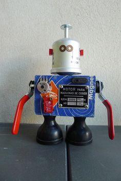 Veo robots por todas partes