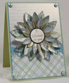 Petal Medley Card