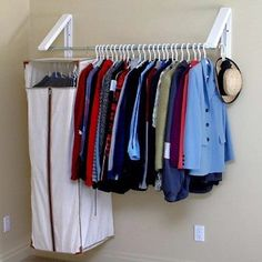 storage spaces, clothes storage, hanger, clothing storage, laundry rooms