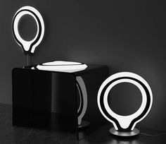 Aura Lamp by Christian Sallustro | Yanko Design