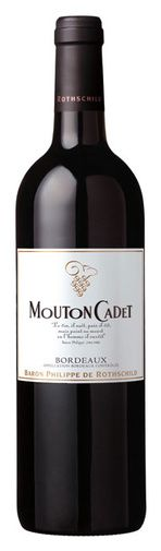 In stock - 9,95 € 2010 Rothschild Mouton Cadet Rouge - víno do setu, red dry, France - 86pt Wine of ink colour with purple reflexion. In its aroma this wine is complex and concentrated with dominant animal tones and also tones of coffee, cedar wood and dried wallflowers in the end. Taste is full with dominance of dewberries, blaeberries, which are harmoniously balanced with barrique tones of coffee and chocolate. Aftertaste is delicious, tannic.