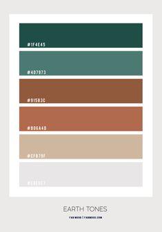 Color Palette For Home, Hex Color Palette, Color Schemes Colour Palettes, Green Color Schemes, Green Colour Palette, Paint Colors For Home, Green Colors, Green Bedroom Colors, Beach Color Palettes