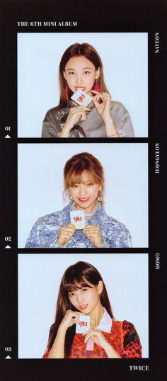 Twice #Yes_or_Yes #Nayeon #Jeongyeon #Momo