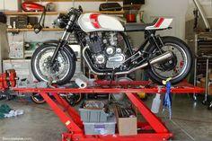 XJ 900 Hageman Motorcycle
