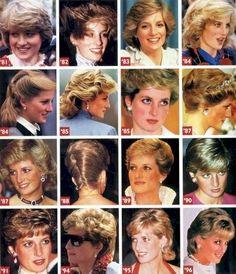 princess diana hairstyles uk