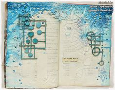 Marta Lapkowska: Art journals