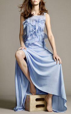 Nina Ricci Resort 2015 Trunkshow Look 25 on Moda Operandi