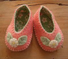 https://flic.kr/p/6DwikQ | dolly shoes | for little dolly feet