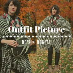The Do's and Don'ts of Posing For Outfit Photos | http://www.theoutfitrepeater.com/dos-donts-posing-outfit-photos/