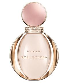 Rose Goldea Bvlgari perfume - a new fragrance for women 2016. Top notes are pomegranate, musk and rose; middle notes are damask rose and jasmine; base notes are musk, olibanum and sandalwood.