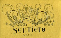 Learning Italian Language ~ Sentiero (path) IFHN