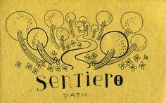 Learning Italian Language ~ Sentiero (path) IFHN