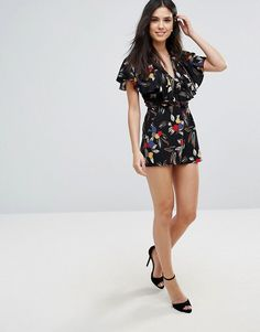 432861a4e8f 92 Best Floral Print Shoes on Romper Wear images