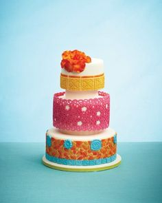 Cinco de Mayo Themed Cake l #cakes