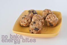 little bits: No Bake Energy Bites {recipe}