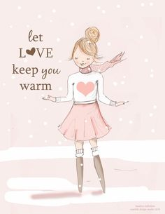WINTER: Let love keep you warm