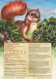 The best homebrewed Dungeons & Dragons creatures
