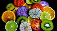 Fruit and Veggies, the Recipe for Happiness?