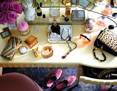 Vanity Fare: Accessories and Items for the Perfect Vanity Setup