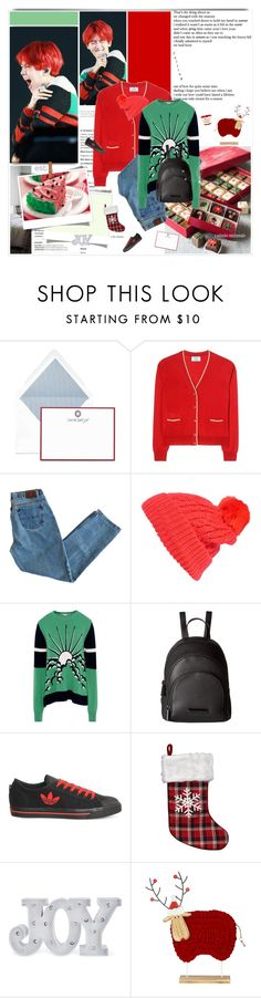 """You were only a season"" by rainie-minnie ❤ liked on Polyvore featuring Kenzie, Draper James, Prada, Hinge, STELLA McCARTNEY, Kendall + Kylie, adidas and John Lewis"