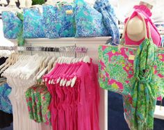 Lilly Pulitzer at the 2014 US Open