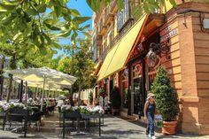 Cafe Espana - Sevilla, Spain
