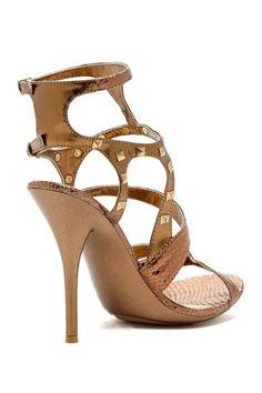 Studded Strappy Sandal