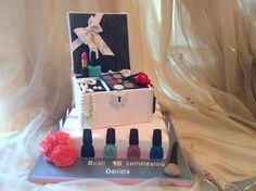 Make-up end beauty  - Cake by SugarRose