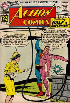 Action Comics #290 July 1962 First Issue #1 - June 1938 Last #904 - October 2011