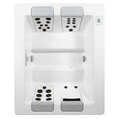 Just Silence Compact Power Strip, Tub, Compact, Design, Home Decor, Bathtubs, Decoration Home, Room Decor