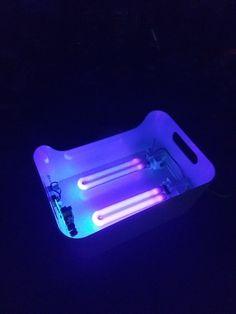 УФ засветка для фоторезиста