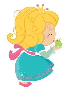 ★·.·´¯`·.·★La Casita de Vero★·.·´¯`·.·★: Princesas