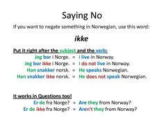 Lære Norsk Med Karoline: Norwegian Intro to Grammar Danish Language, Swedish Language, Learning Languages Tips, Foreign Languages, Norway Culture, Norway Language, Norwegian Words, Learn Swedish, I Can Read Books