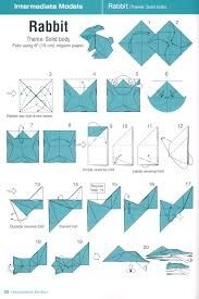 Image result for rabbit origami step by step