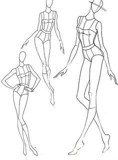 Fashion illustration poses faces Ideas for 2019 Fashion Illustration Poses, Fashion Illustration Template, Fashion Sketch Template, Fashion Figure Templates, Fashion Design Template, Illustration Mode, Illustrations, Design Templates, Fashion Drawing Tutorial