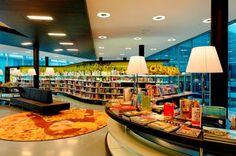 De nieuwe bibliotheek in Almere