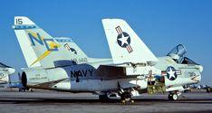 A-7E NG-315 VA-146 USS.Constellation NAS.Lemoore 11 AUG 1975