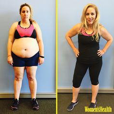 Secondary infertility caused Rachel Winston to pack on extra pounds.