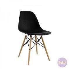 Eames DSW Replica Chair   Eames Chairs   Sokol