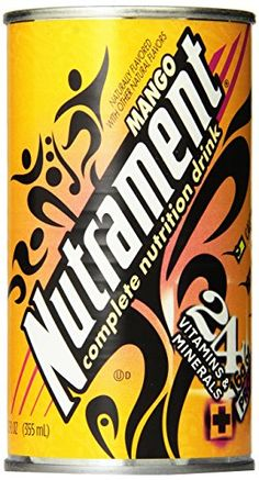 Nutrament Mango Ready To Drink 12 OuncePack of 12 * Be sure to check out this awesome product-affiliate link.