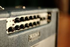Mesa Boogie tube amp by billaday, via Flickr